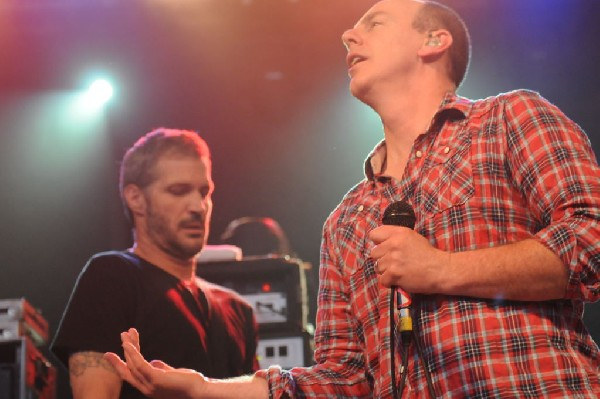 Bad Religion at Stubb's BarBQ, Austin, Texas April 19, 2011 - photo by Jeff