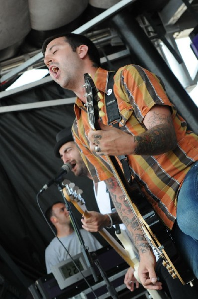Bayside at Warped Festival, San Antonio, Texas