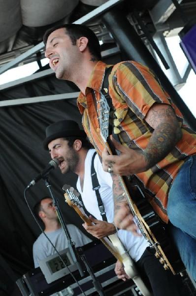Bayside at Warped Festival, San Antonio, Texas