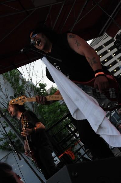 Big Fat Alice at Texas Rockfest