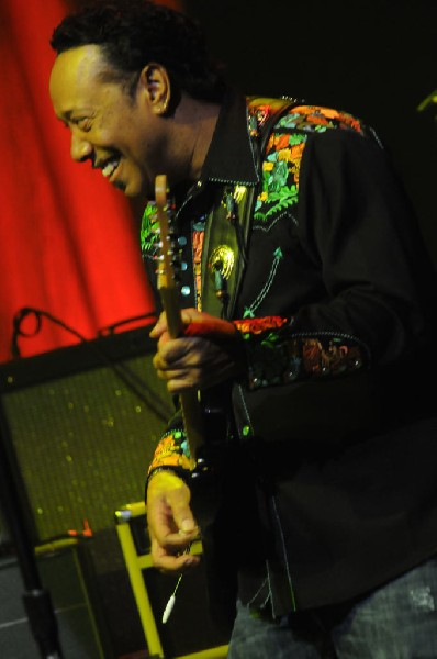 Billy Cox of the Jimi Hendrix Experience, on the Experience Hendrix Tour, A