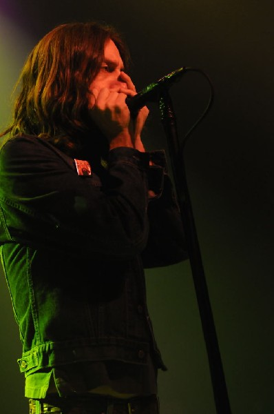 The Black Crowes at the Austin Music Hall, Austin, Texas