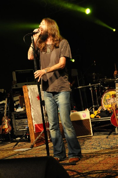 The Black Crowes at Stubb's BarBQ, Austin, Texas
