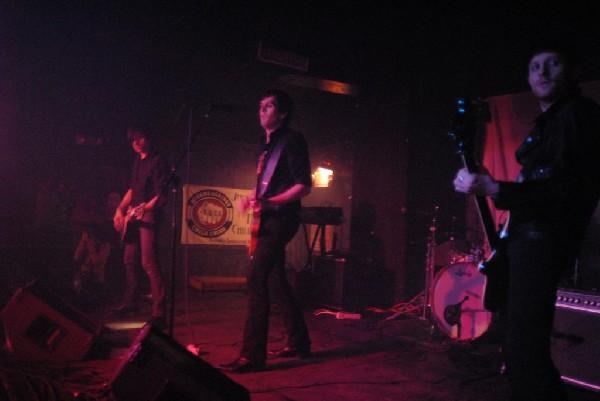 Blacklist SXSW gig at Elysium in Austin, Texas