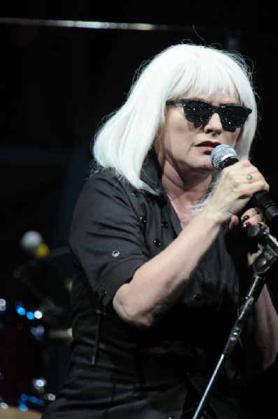 Blondie at ACL Live at the Moody Theater, Austin Texas - 09/29/11 - photo b