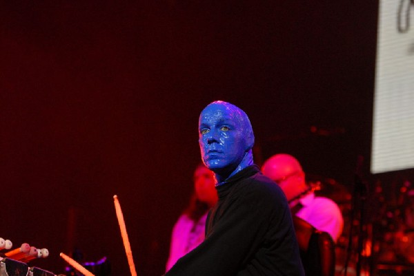 Blue Man Group at the Frank Erwin Center