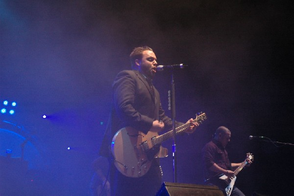 Blue October at the Frank Erwin Center