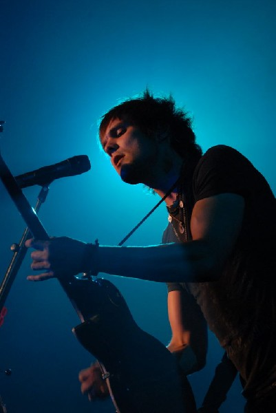 Boys Like Girls at La Zona Rosa in Austin, Texas