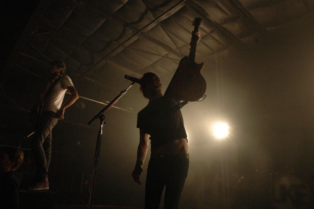 Boys Like Girls at La Zona Rosa, Austin,Tx
