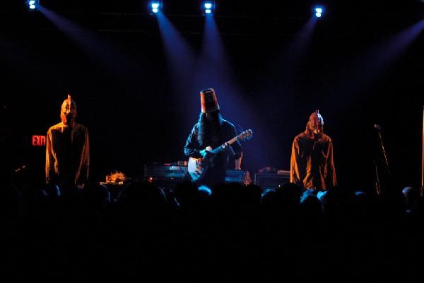 Buckethead at La Zona Rosa, Austin, Tx