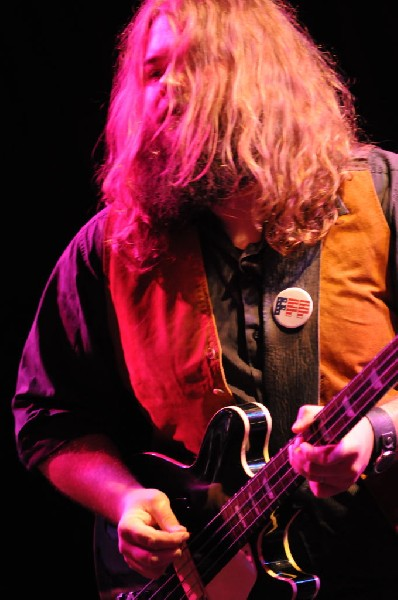 Buffalo Killers at the Austin Music Hall