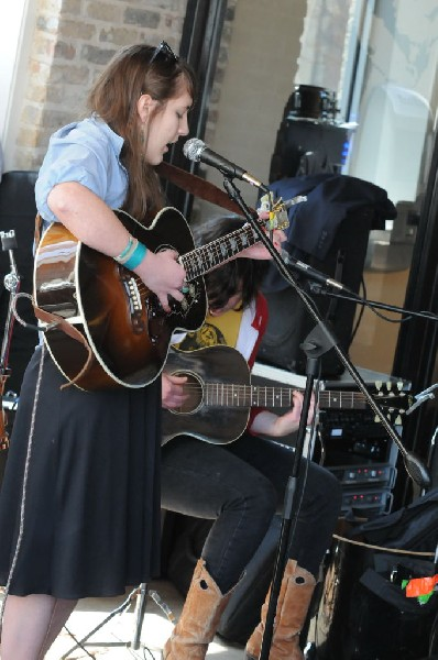 Caitlin Rose at SXSW2010 Piano Day Party, Kung Foo Saloon Austin, Texas 03/