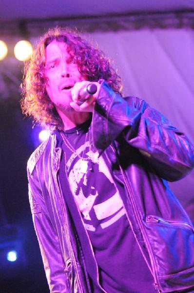 Chris Cornell at Stubb's BarBQ, Austin, Texas