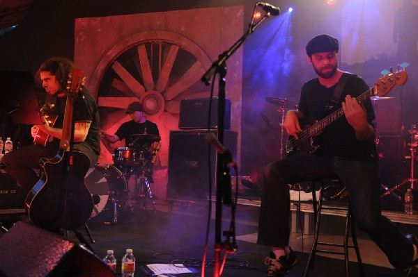 Coheed and Cambria at Stubb's BarBQ, Austin, Texas April 7, 2011 - photo by