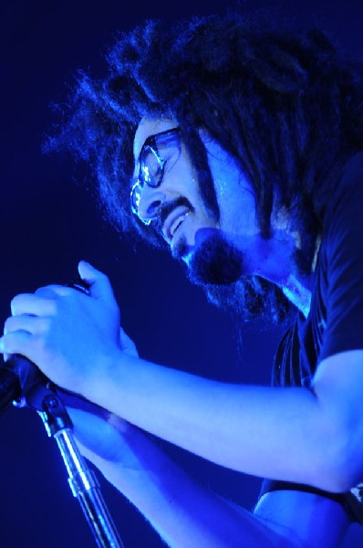 Counting Crows at Stubb's BarBQ, Austin, TX 11/10/12 - photo by Jeff Barrin