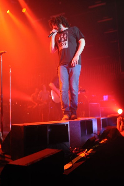 Counting Crows and Augustana at the Austin Music Hall