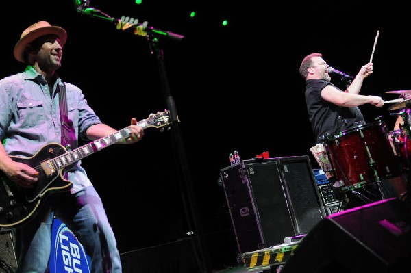 Cowboy Mouth at ACL Live at the Moody Theater, Austin, Texas 12/28/2011 - p