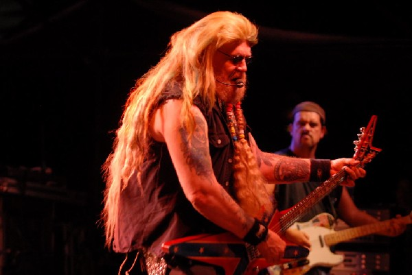 David Allan Coe at The Glenn at The Backyard, Austin, Texas