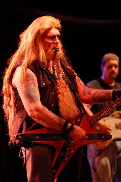 David Alan Coe at The Glenn at The Backyard