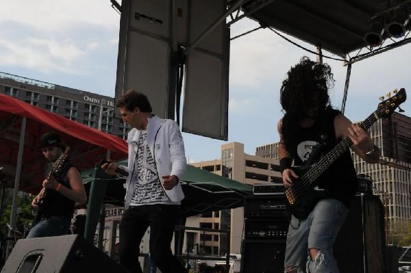 Dead Men Dreaming at Texas Rockfest, Austin, Texas