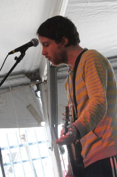 Deastro at IODA Party, Emo's Annex, SXSW 2009