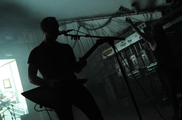 Dethklok at Stubb's BarBQ Austin, TX 12/01/12 - photo by Jeff Barringer