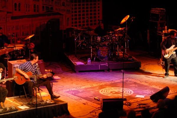 Del Castillo at the Austin Music Hall