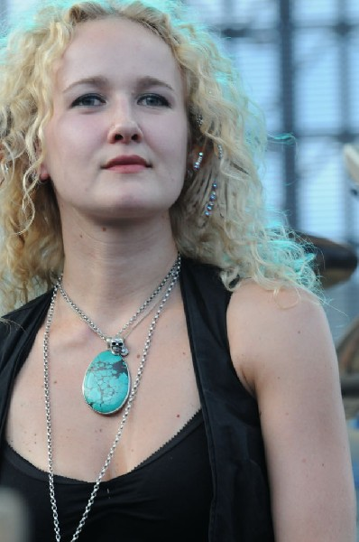 Dimebag Tribute at Ozzfest 2008
