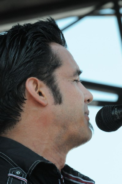Dommin at Warped Festival, San Antonio, Texas
