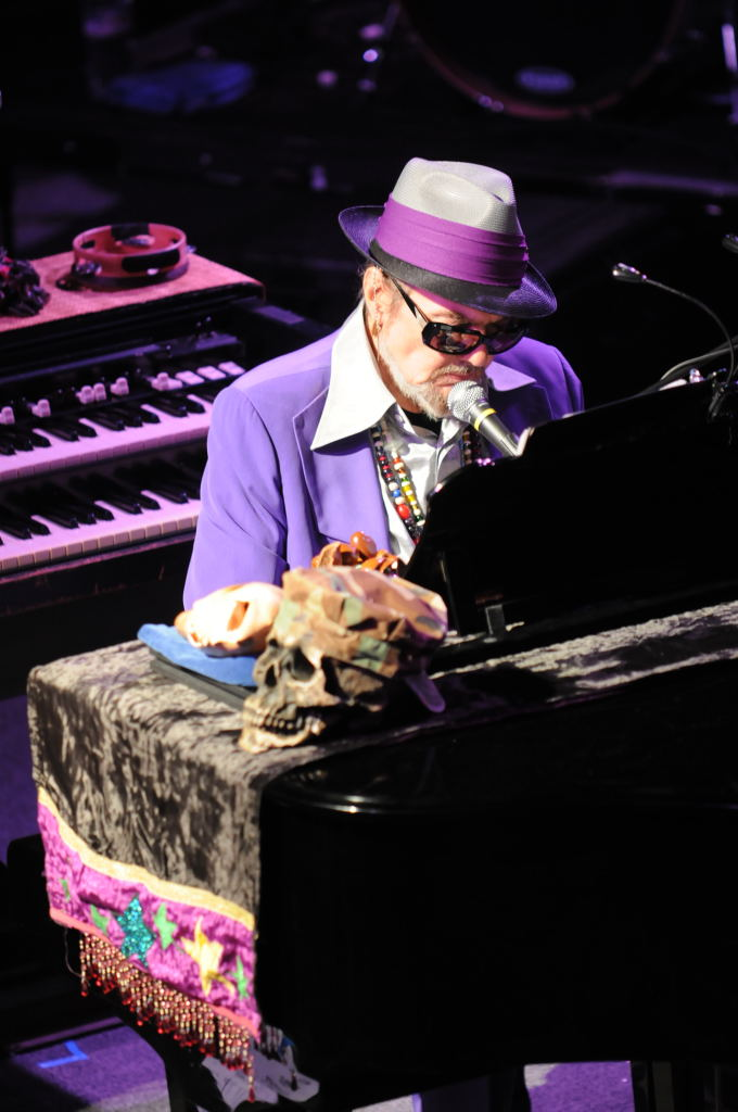 Dr. John  at the Austin Music Hall