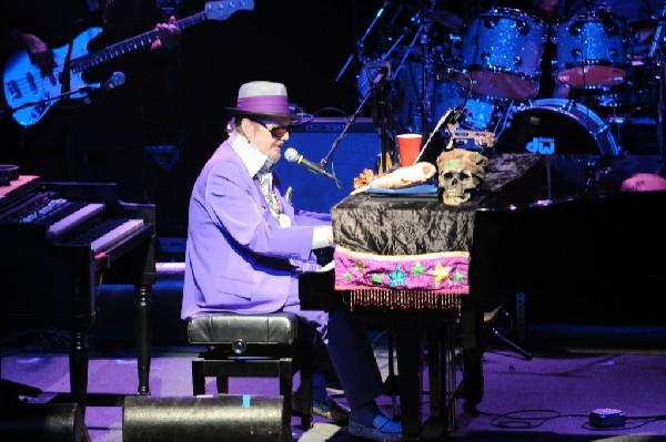 Dr. John at the Austin Music Hall