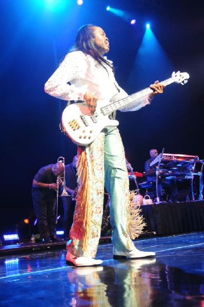 Earth, Wind & Fire at ACL Live at the Moody Theater, 03/01/2012, Austin