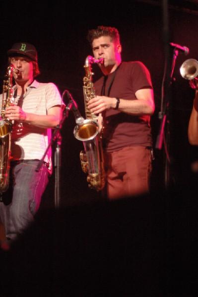 "Eli ""Paperboy"" Reed & The True Loves  at La Zona Rosa"