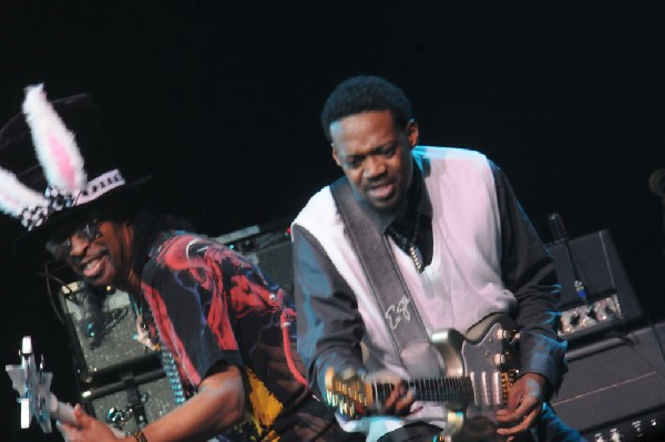 Eric Gale on the Experience Hendrix Tour, ACL Live at the Moody Theater, Au