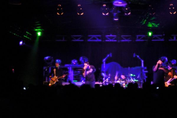 Evans Blue at La Zona Rosa, Austin, Tx.
