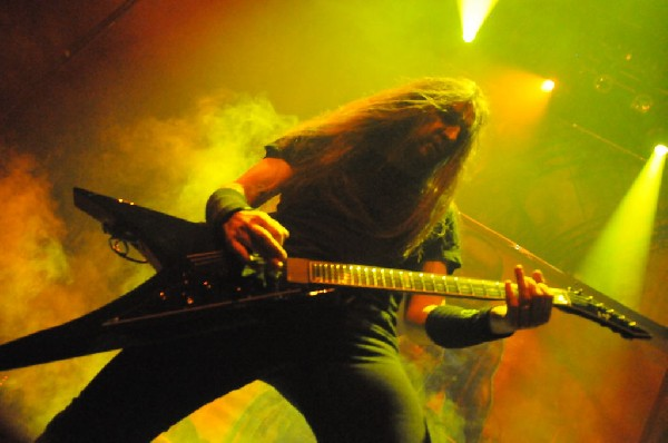 Exodus at ACL Live - Club Kingsnake