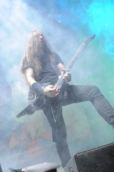 Exodus at ACL Live Austin, Texas 11/18/2014