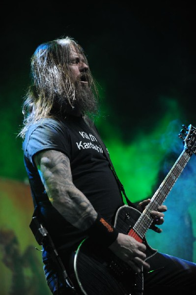 Exodus at ACL Live Austin, Texas 11/18/2014