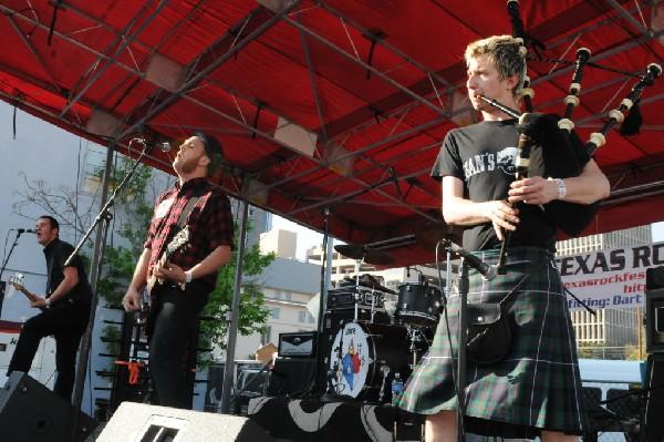 Flatfoot 56 at Texas Rockfest, Austin, Texas