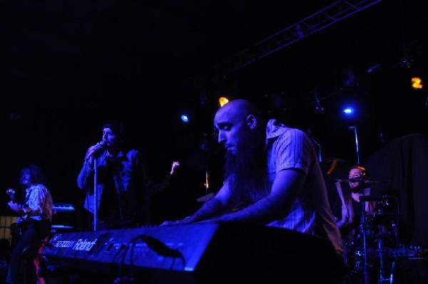 Foxy Shazam at La Zona Rosa, Austin, Texas 10/19/11 - photo by Jeff Barring
