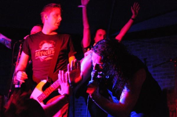 Fuckshovel at Spiros, SXSW 2009, Austin, Texas