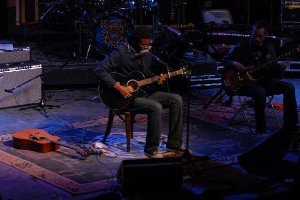 Gary Clark Jr. at the Austin Music Hall