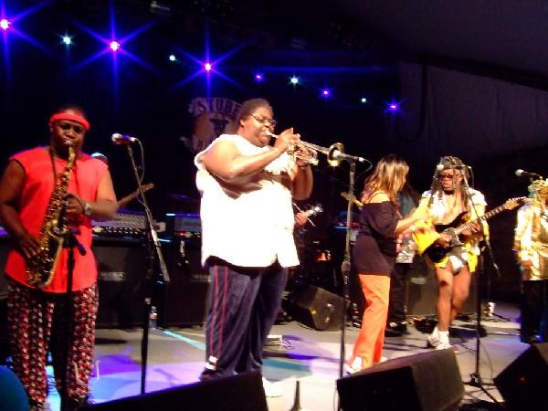 George Clinton and Parliament Funkadelic at Stubb's BarBQ Austin, Texas