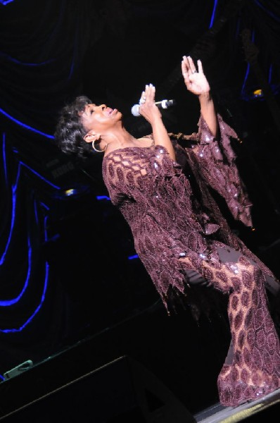 Gladys Knight at ACL Live at the Moody Theater, Austin, Texas, 03/02/2012