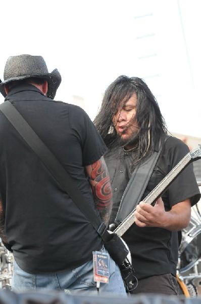 Hellyeah at Ozzfest 2008, Pizza Hut Park, Frisco, Texas