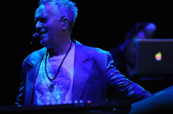 Howard Jones at ACL Live at the Moody Theater, Austin, Texas 06/28/12 - pho