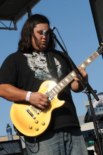 Iration at Texas Rockfest, Austin, Texas