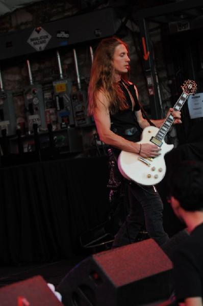 James Durbin at Stubb's BarBQ, Austin, Texas 04/17/12
