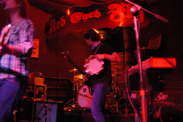 John Ralston at The Red Eyed Fly in Austin, Texas