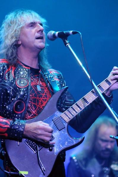 Judas Priest at the Verizon Wireless Amphitheate